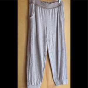 Anthropologie Saturday Sunday lounging pants M